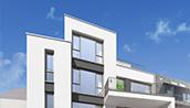 PRADER BAUTRÄGER - Hausbau und Immobilien Köln / Pulheim - Wohn- und Geschäftshaus Pulheim Zentrum